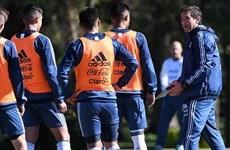 U20 Argentina gọi được hai ngôi sao ở Liga và Seria A đấu Việt Nam