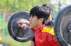 Phan Thanh Hậu trở lại tập luyện, có hy vọng dự U20 World Cup