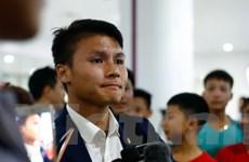 Sau U20 World Cup, Quang Hải quyết tâm hướng tới SEA Games