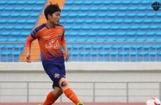 Gangwon và Xuân Trường đối mặt sao U20 Việt Nam ở Thống Nhất