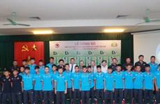 Noi gương U20 Việt Nam, U15 quốc gia cũng muốn dự World Cup