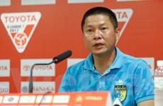 """HLV Chu Đình Nghiêm: """"Các cổ động viên Hải Phòng đã thái quá"""""""