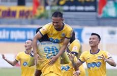 Vòng 16 V-League: FLC Thanh Hóa tách tốp với khoảng cách 5 điểm