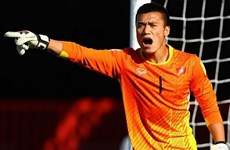 Thủ môn từng dự World cup sợ bị loại khỏi U22 Việt Nam