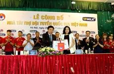 U22 Việt Nam có chung nhà tài trợ với HAGL của bầu Đức
