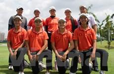 Tuyển golf Việt Nam được hỗ trợ 100% kinh phí dự SEA Games