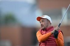 HLV trưởng tuyển Việt Nam tại SEA Games về nhì ở giải golf AMD