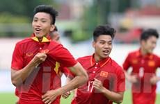 [Photo] Ngôi sao 18 tuổi giúp U22 Việt Nam đè bẹp Timor-Leste