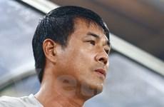HLV Hữu Thắng xin lỗi người hâm mộ sau thất bại tại SEA Games
