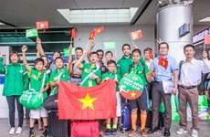 Năm cầu thủ nhí Việt Nam kết thúc kỳ tập huấn tại Barcelona