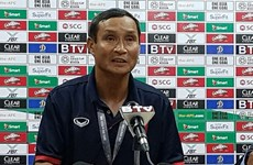 HLV Mai Đức Chung chưa biết về tương lai ở tuyển Việt Nam