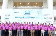 Vượt qua bão số 10, hơn 600 golf thủ tranh tài ở Thanh Hóa