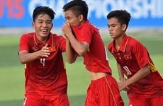 Thắng Mông Cổ 9-0, U16 Việt Nam vẫn đối mặt khó khăn