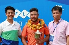 Giải golf chuyên nghiệp Việt Nam đầu tiên đã tìm được nhà vô địch
