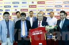 HLV Park Hang-seo quyết đưa tuyển Việt Nam tới tốp 100 thế giới