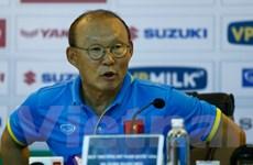 HLV Park Hang-seo tự tin tuyển Việt Nam sẽ chiến thắng Afghanistan