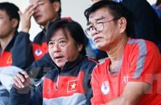 U23 rèn quân, huấn luyện viên nội ngồi 'soi' thầy ngoại Park Hang-seo