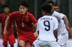 Trước trận gặp U23 Hàn Quốc, Xuân Trường khát khao báo thù