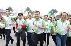 Giải chạy Fun Run khởi động cho Đại hội Thể thao châu Á 2018