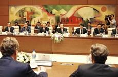 Phó Chủ tịch Quốc hội tiếp Đoàn Ủy ban Nghề cá Nghị viện châu Âu