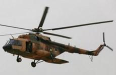 Rơi trực thăng quân sự ở Afghanistan, 25 người thiệt mạng