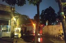 Hà Nội: Quán bia Hải Xồm bất ngờ bốc cháy dữ dội trong đêm