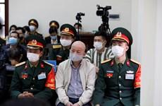 Diễn biến xét xử vụ án Đinh Ngọc Hệ, Nguyễn Văn Hiến và đồng phạm