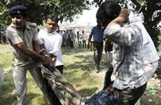 Ấn Độ bắt nghi phạm liên quan vụ đánh bom tại Patna