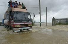 Bão Krosa tràn vào gây nhiều thiệt hại tại Philippines
