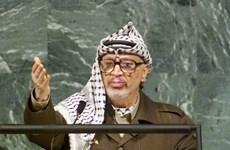 Chuyển giao kết quả điều tra cái chết của ông Arafat