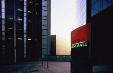 Ngân hàng Société Générale đạt lãi lớn trong quý III