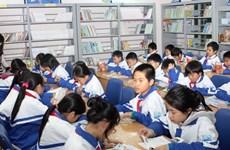Hà Nội phấn đấu tất cả trường học có thư viện độc lập