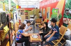 Hàng trăm nghìn khách dự Festival trà Thái Nguyên