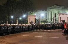 Ba Lan xin lỗi về vụ bạo động bên ngoài Đại sứ quán Nga