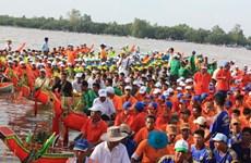 Trà Vinh, Kiên Giang tưng bừng chờ đón lễ hội Ok-om-bok