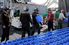 Số nạn nhân thiệt mạng do bão Haiyan lên tới 3.982 người