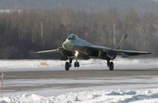 Nga hoàn tất thử nghiệm sơ bộ chiến đấu cơ T-50