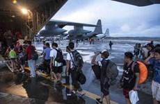 Công dân Việt tại Philippines đều đã an toàn sau bão