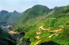 Hóa thạch tay cuộn ở Cao nguyên đá là di tích Quốc gia