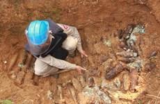 Đẩy mạnh hợp tác quốc tế rà phá bom mìn tại Việt Nam