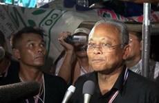 Thái Lan: Chính quyền có lợi thế khi đối lập chiếm trụ sở