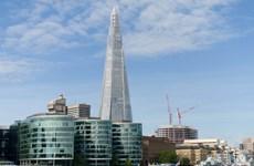 Kinh tế Anh tăng trưởng cao nhất trong hơn ba năm