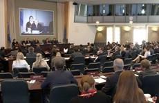 Syria kêu gọi quốc tế hỗ trợ tiêu hủy vũ khí hóa học