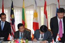 Việt Nam đảm nhiệm Chủ tịch Ủy ban ASEAN tại Nam Phi