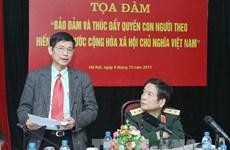 Tuyên ngôn thế giới về quyền con người với cách mạng Việt Nam