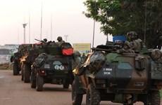 Mỹ tham gia vận chuyển binh sỹ tới Cộng hòa Trung Phi