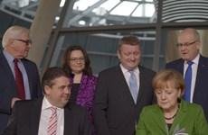 Đức: SPD nhất trí lập chính phủ liên minh với CDU/CSU