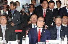 Thủ tướng tiếp nguyên Thủ tướng Nhật Hatoyama Yukio