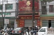 Tìm ra đối tượng đột nhập trộm cắp vàng tại Bắc Ninh