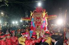 Sẽ tổ chức rước Nước, tế Cá tại lễ Khai ấn Đền Trần